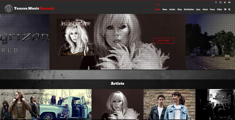 Tanzan Music Label