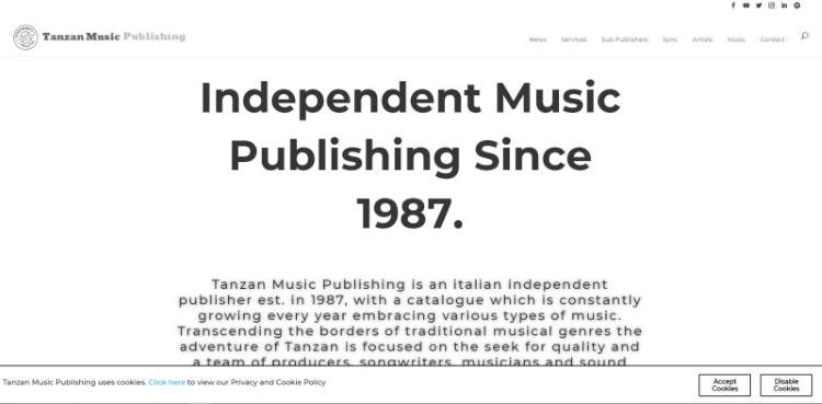 Tanzan Music Publishing